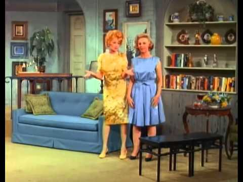 The Lucy Show LUCY GETS A ROOMMATE