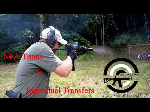 NFA Trust VS Individual Transfer
