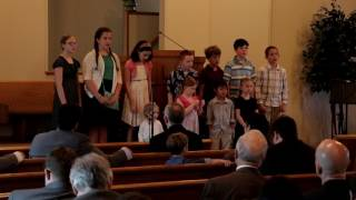April 16th, 2017 - Easter - Kids Choir
