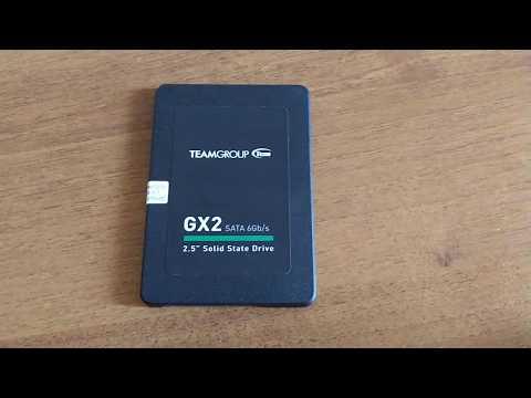 """Team GX2 128GB 2.5"""" SATAIII TLC (T253X2128G0C101)"""