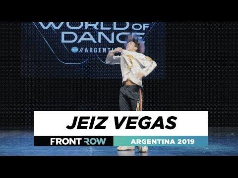 Jeiz Vegas | FRONTROW | UPPER Division | World Of Dance Argentina | #WODARG19