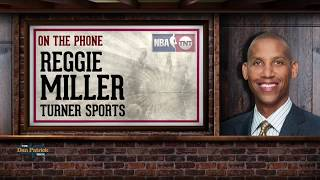 Reggie Miller Talks LeBron