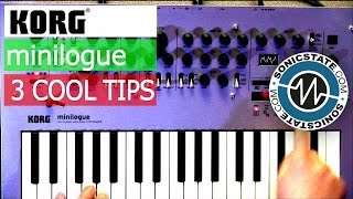 Cool Things To Do With The Korg Minilogue
