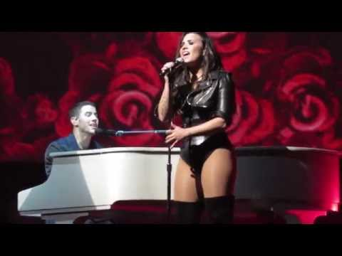 Stone Cold (Live) - Demi Lovato (ft. Nick Jonas) || Future Now Tour 2016