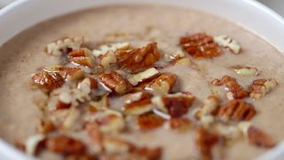 Honey Gingerbread Porridge