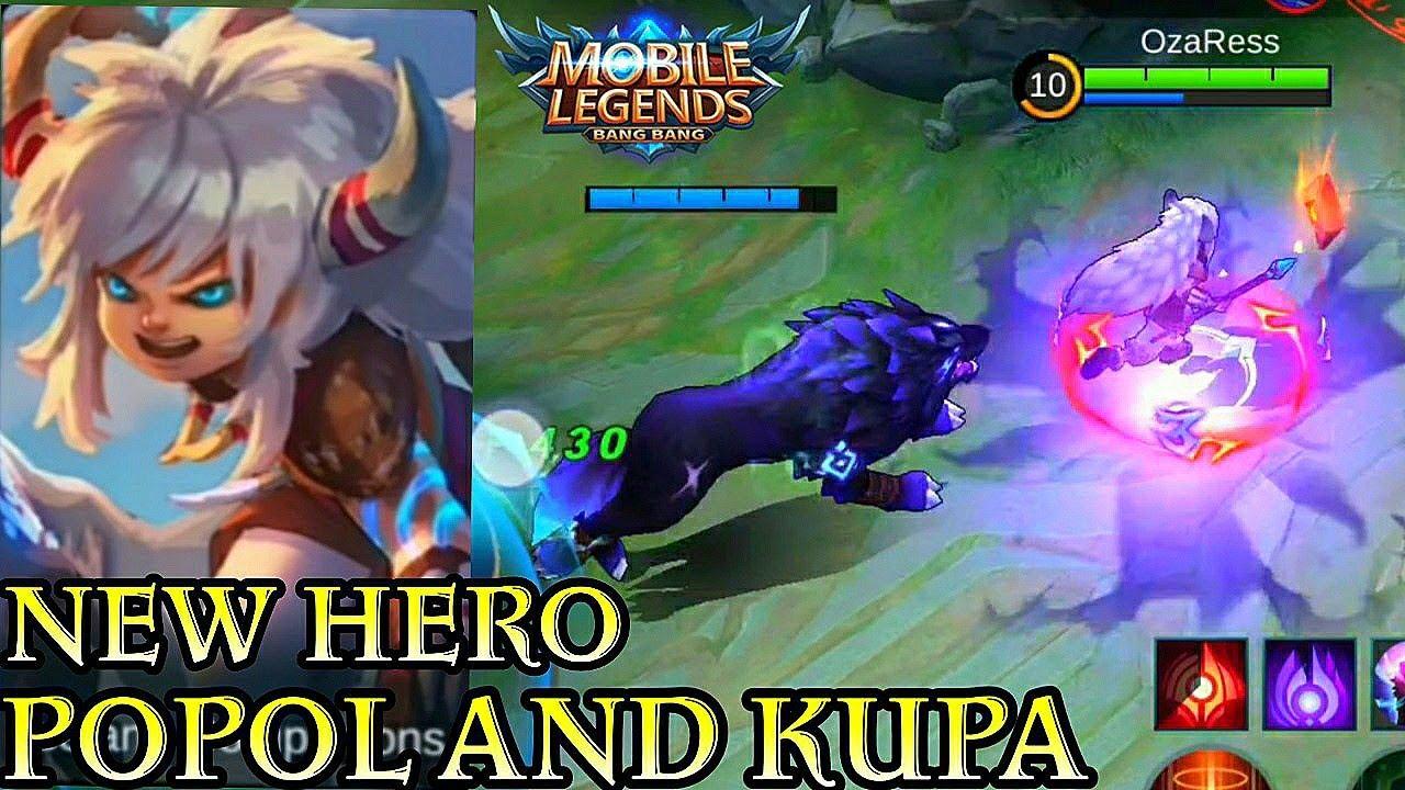 New Hero Popol And Kupa Mobile Legends Bang Bang