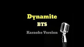 Download BTS - Dynamite (Karaoke)