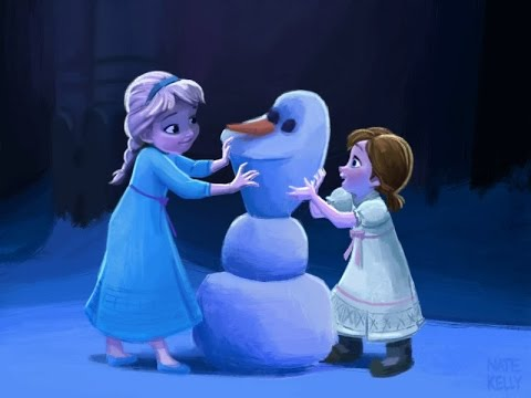 「Do you wanna build a snowman?」の画像検索結果