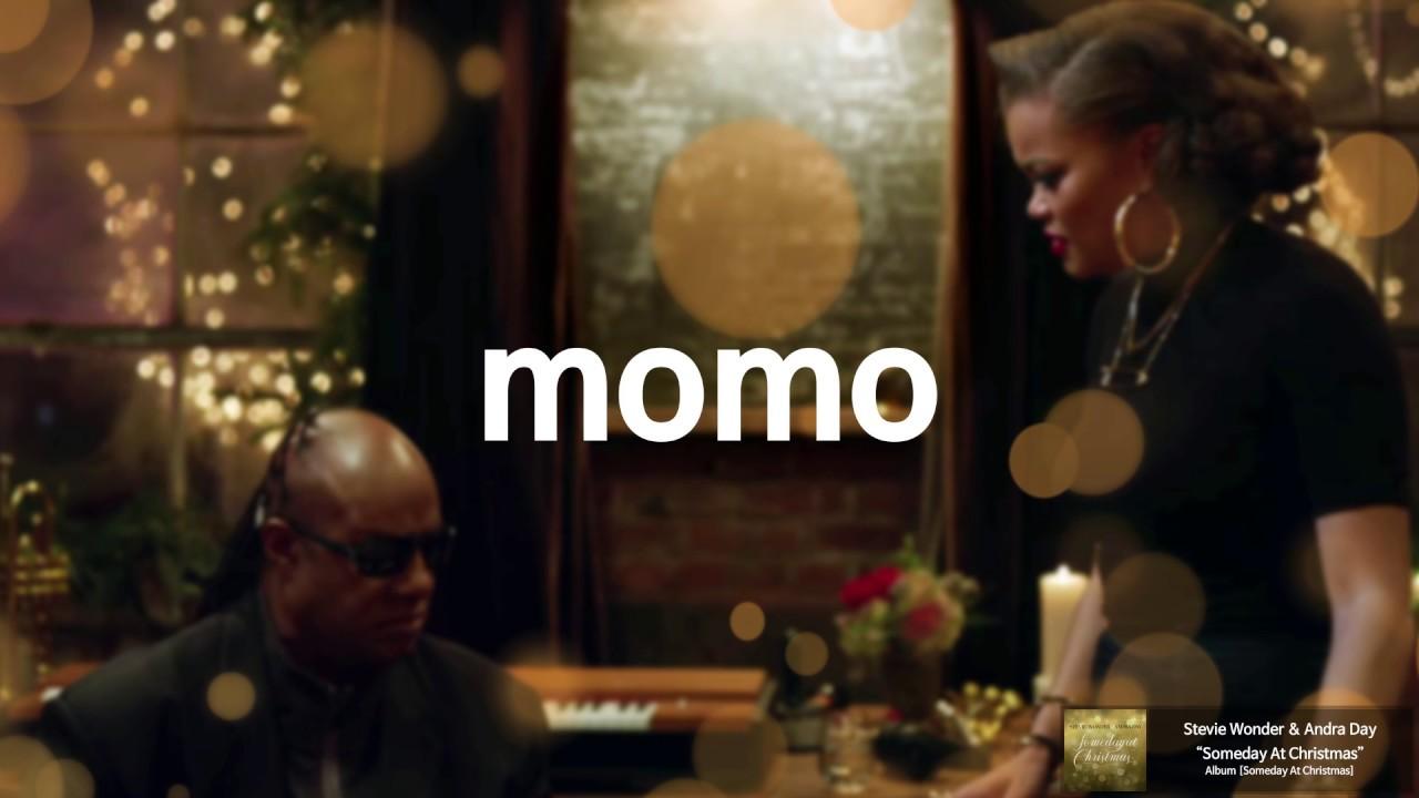 Stevie Wonder & Andra Day - Someday At Christmas - YouTube