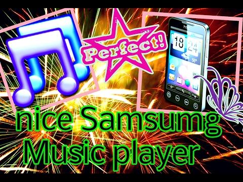 How to get Samsung Music Player best Sound