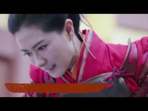 女将军和长公主   Female General and Eldest Princess - Li Xian x  Lin Wan Yue (Fanmade vid)