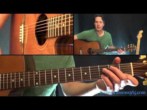 Tiny Dancer Guitar Lesson - Elton John