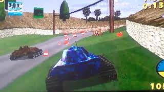 Tank racer part 1 bronze cup village