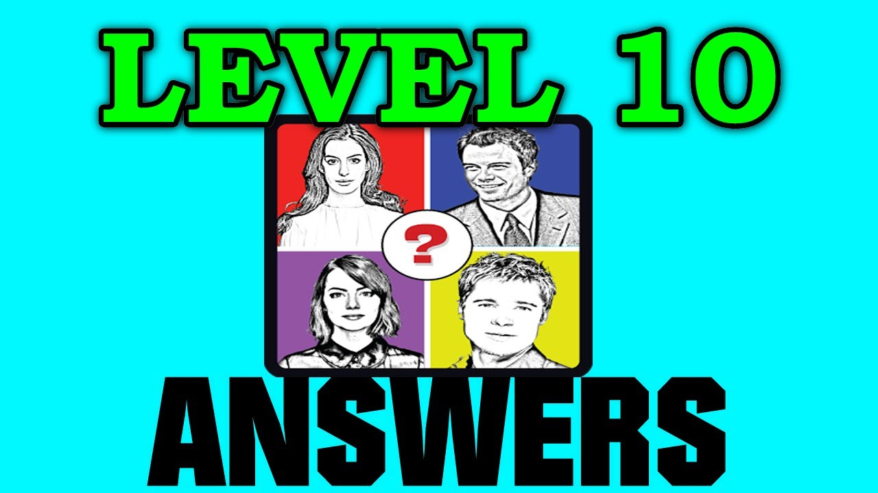 Celebrity Quiz Trivia Level 10 All Answers Walkthrough Youtube - 10-celebrities-without-makeup-answers