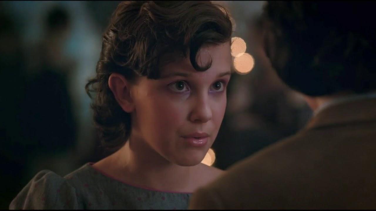 Eleven & Mike's Kiss, Lucas & Max's Kiss HD Stranger Things Season 2