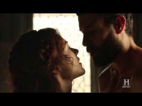 Landry & Joan Love scene KnightFall