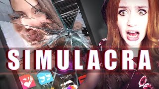 SIMULACRA #01 - SCHALTE DIESES SMARTPHONE NICHT AN! ● Let