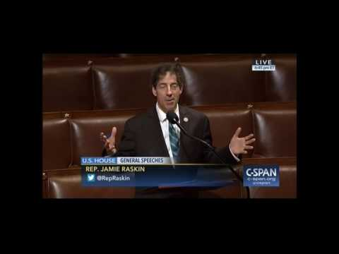 Rep  Raskin Defends Funding for Medical Research
