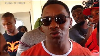 SHANGWE! RC Makonda, Wasanii Ndani ya Treni Kutembelea Standard Gauge