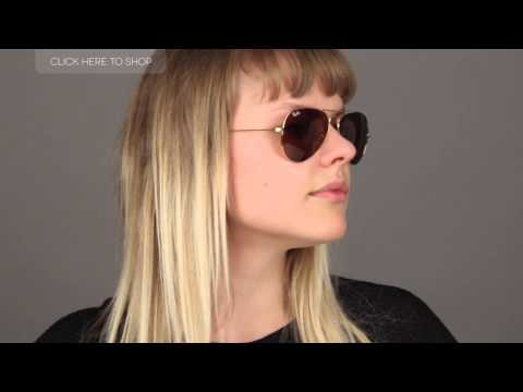ray-ban-sunglasses-review---ray-ban-rb3025-aviator-large-metal-brown-lenses