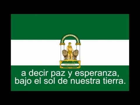 Himno de Andalucía + Letra