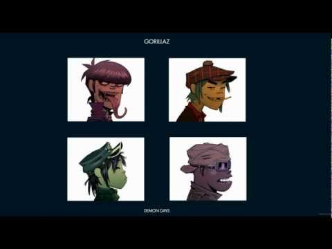 Gorillaz - Don't Get Lost In Heaven (Demo And Original) + Demon Days