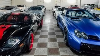 One of Qatar's Craziest Car Collections