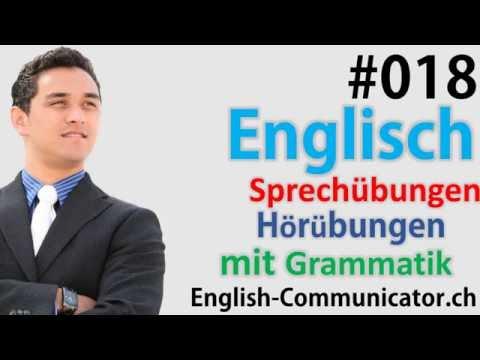 #18 Englisch grammatik für Anfänger Deutsch English Sprachkurse  Level,Liste,Namen,Sprachreise,