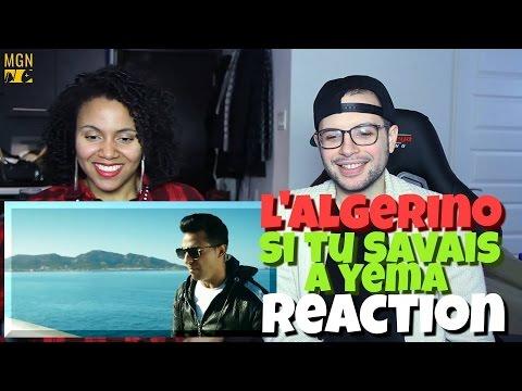L'Algérino - Si Tu Savais (A Yema) Reaction Pt.1