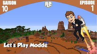 Let's Play S10 [FR]ᴴᴰ - Minecraft Moddé 1.10.2 │Ep# 1 - Un modpack qui porte bien son nom.
