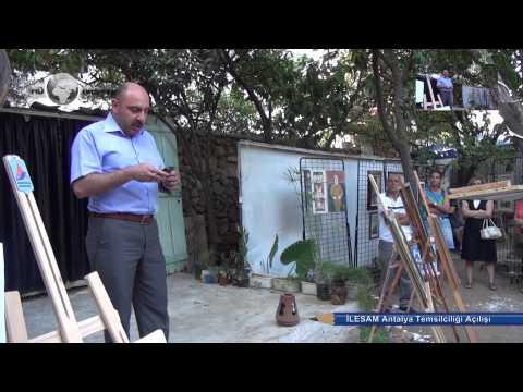 İLESAM Antalya Temsilciliği Açılışı