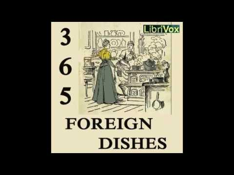 365 Foreign Dishes by Unknown #audiobook