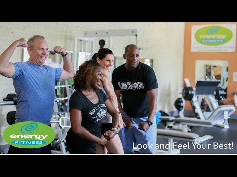 Energy Fitness in Downtown Memphis Promo Video