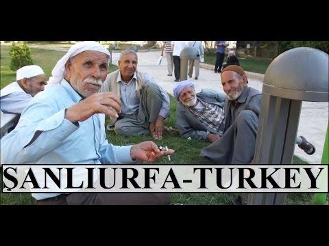 Turkey/Şanlıurfa-Gőlbaşı Park (Home of Abraham) Part 14