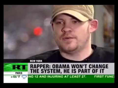 Political Rapper Diabolic on Conspiracies,...