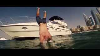 Yacht Trip in Dubai around Palm Jumeirah