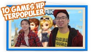 10 GAME MOBILE TERPOPULER