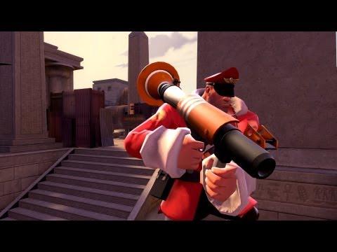 Shotgun Jumper: TF2 [Live Commentary]