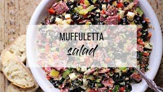 Muffaletta Salad