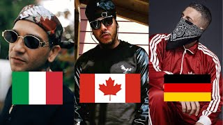 Rappers With Real Street Credit Around The World Part 2