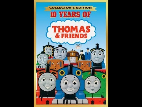 10 years of Thomas The Tank Engine (1999 VHS part 3) - YouTube