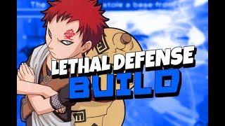 LETHAL DEFENSE CLASS! Naruto to Boruto: Shinobi Striker