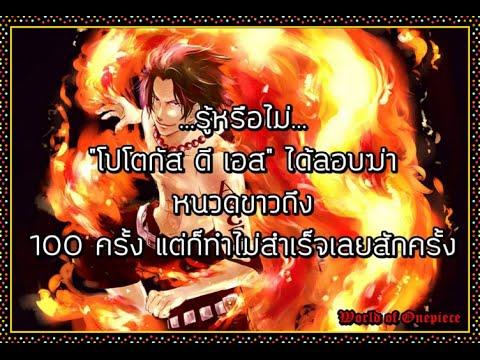 ความจริงของวันพีช  One Piece