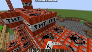 Взрыв на Сервере Necosune - Бах-Бух-Трах