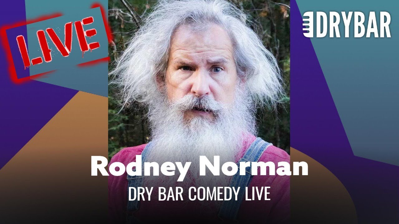 Dry Bar Comedy Live with Rodney Norman