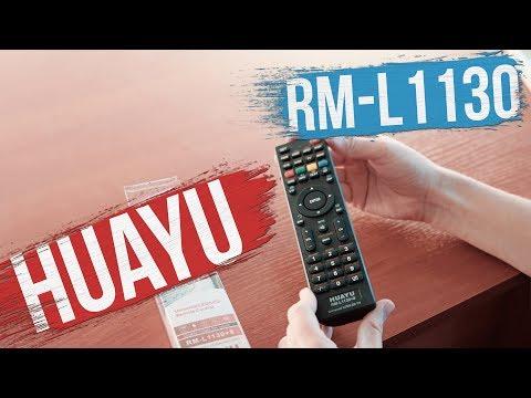 Обзор Универсального Пульта — HUAYU RM-L1130+8