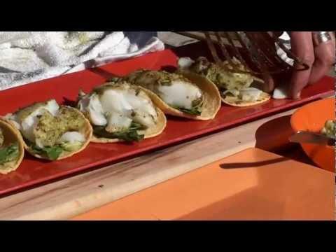 Wild Alaska Cod Taco Tips