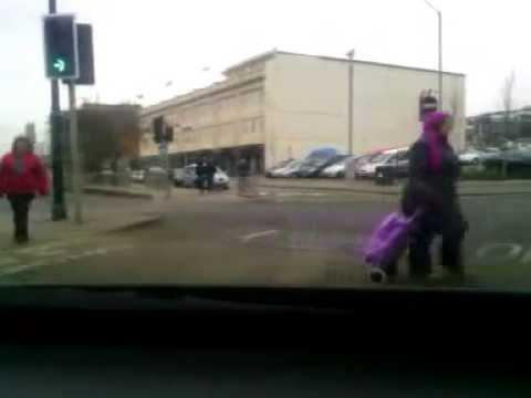 Swansea bad pedestrians