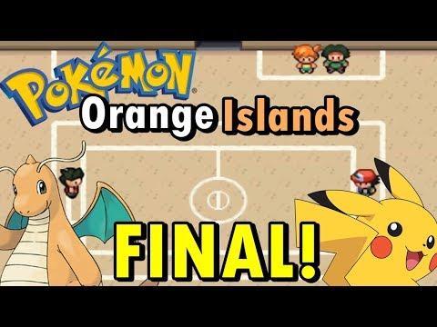 Pokemon Orange Islands (Detonado - Parte 14) - A GRANDE FINAL