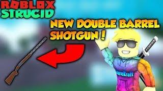 ROBLOX STRUCID NEW DOUBLE BARREL SHOTGUN!!! (New Update)